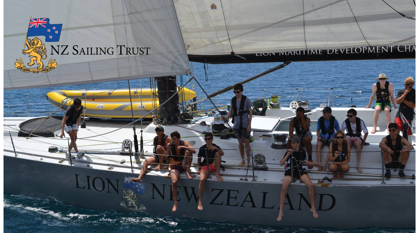 Image courtesy of NZ Sailing Trust