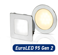 EuroLED 95 Gen 2 LED Down Lights