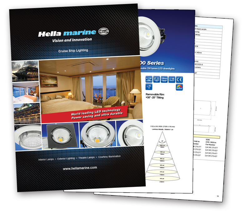 Cruise Ship Lighting Catalogue
