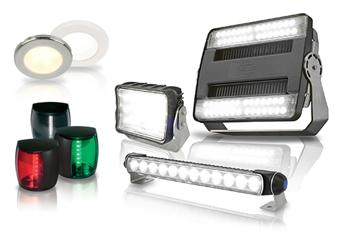 Examples of LED product range