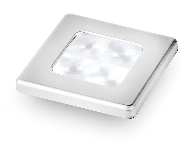 rechteckig LEDayLine Zero HELLA 2PT 980 970-871 LED-Tagfahrleuchte 24 V