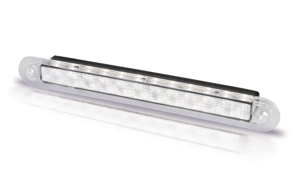 LED Streifenleuchte mit breitem Rand - Innen und Außen ...