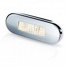 Warm White LED Oblong Step Lamp