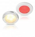 Bianca Caldo/Rossa Downlight a LED Luce Due Colori EuroLED 75