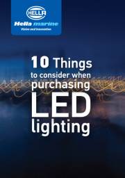 10 Things to consider when purchasing LED Lighting